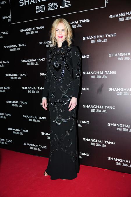 Nicole Kidman Shangai Look