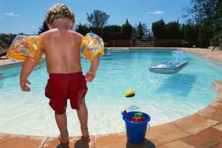 20 segundos son suficientes para el ahogamiento de un niño: ¿vas a dejar de mirarlo?