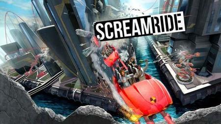 Videos con gameplay de ScreamRide para Xbox One y Xbox 360