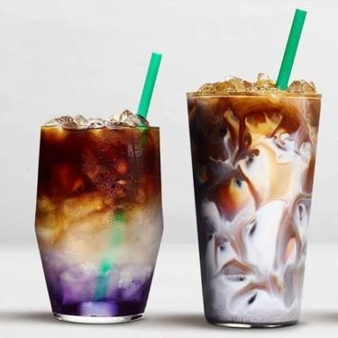 Starbucks va a lanzar una serie de bebidas que cambian de color y nos derretimos por probar una