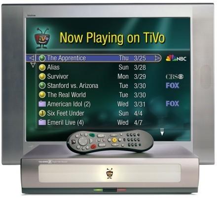 TiVo se expande internacionalmente