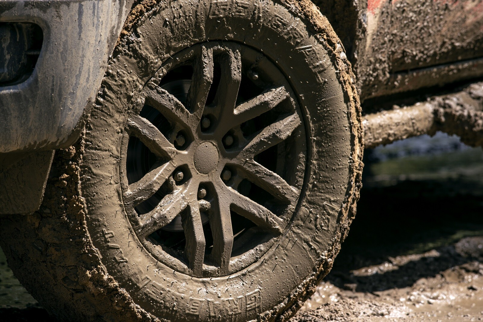 Foto de Ford Ranger Tremor Off-Road (28/28)