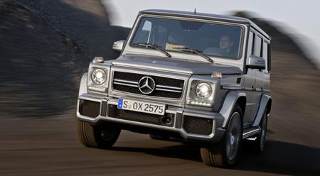 Mercedes-Benz G 63 AMG y G 65 AMG