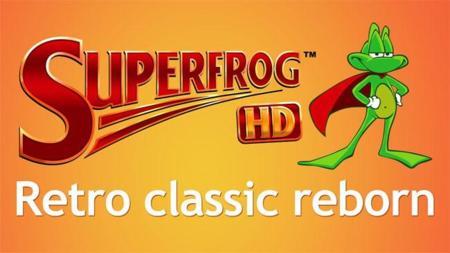 Superfrog HD, el remake del clásico juego de plataformas de Team17 llega a Android