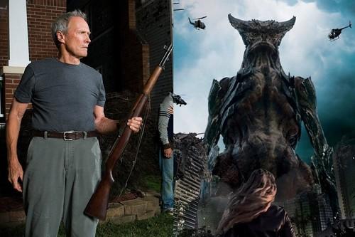 Las nueve mejores películas para ver gratis en abierto este fin de semana (21-23 agosto): 'Gran Torino', 'Colossal' y más