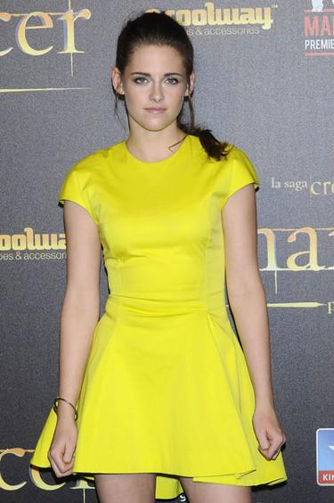 Los looks de Kristen Stewart en Madrid: acertada por el día, sosa por la noche