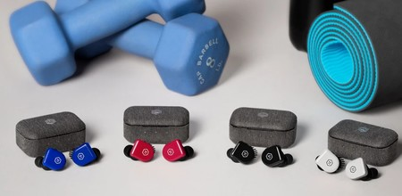 Si lo tuyo es el deporte, Master & Dynamic ha presentado los MW07 Go, sus nuevos auriculares in-ear con certificación IPX6
