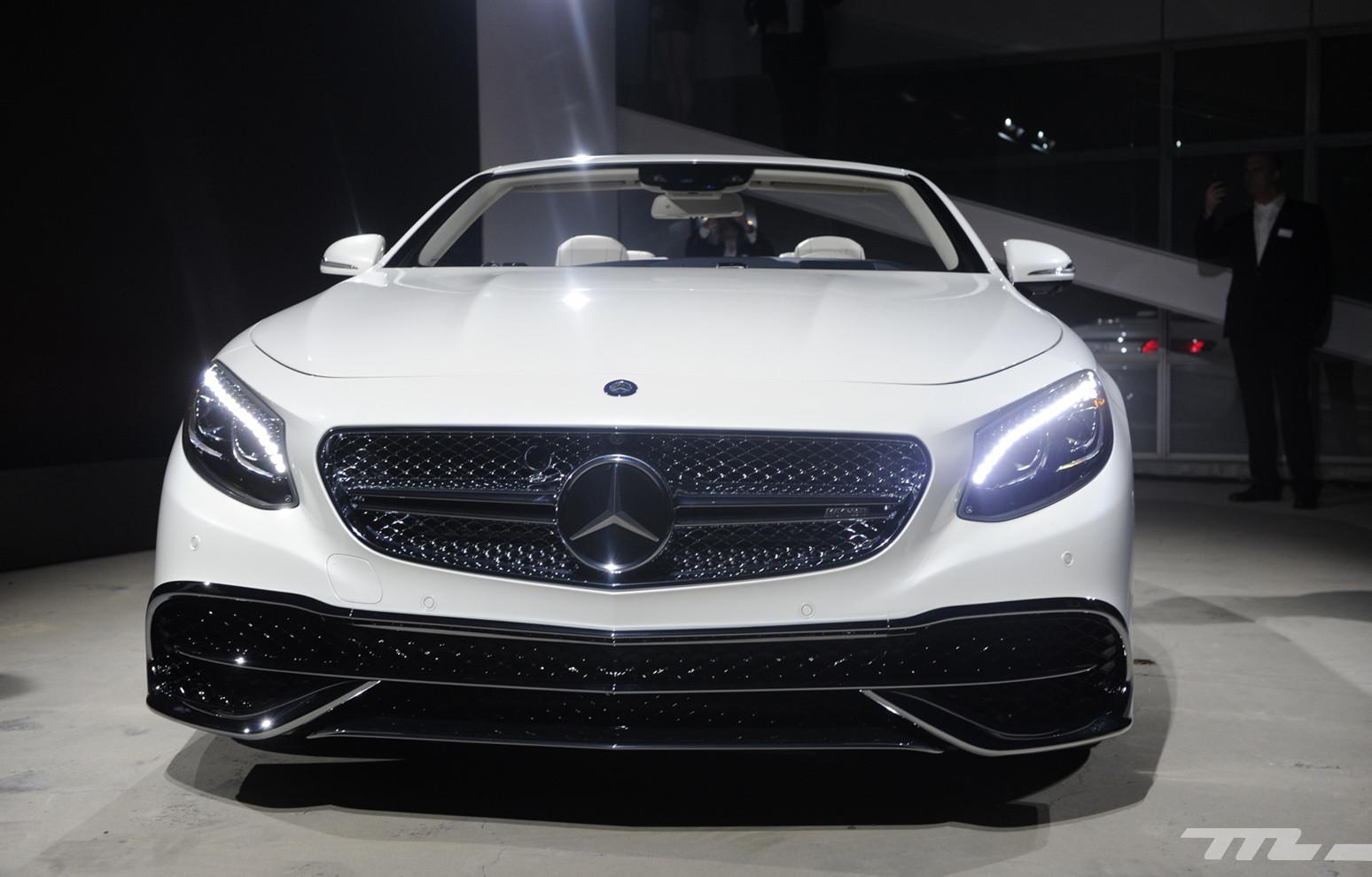 Foto de Mercedes-Maybach S 650 Cabrio (8/37)