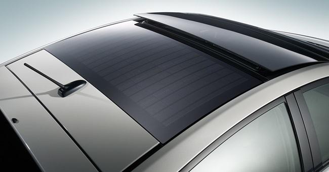 Techo solar Toyota Prius