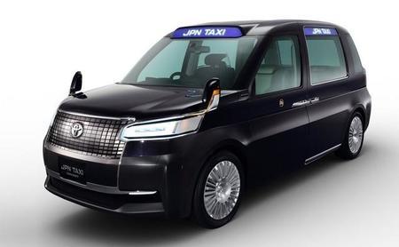 Toyota JPN Taxi Concept, inspirado en el clásico de Londres