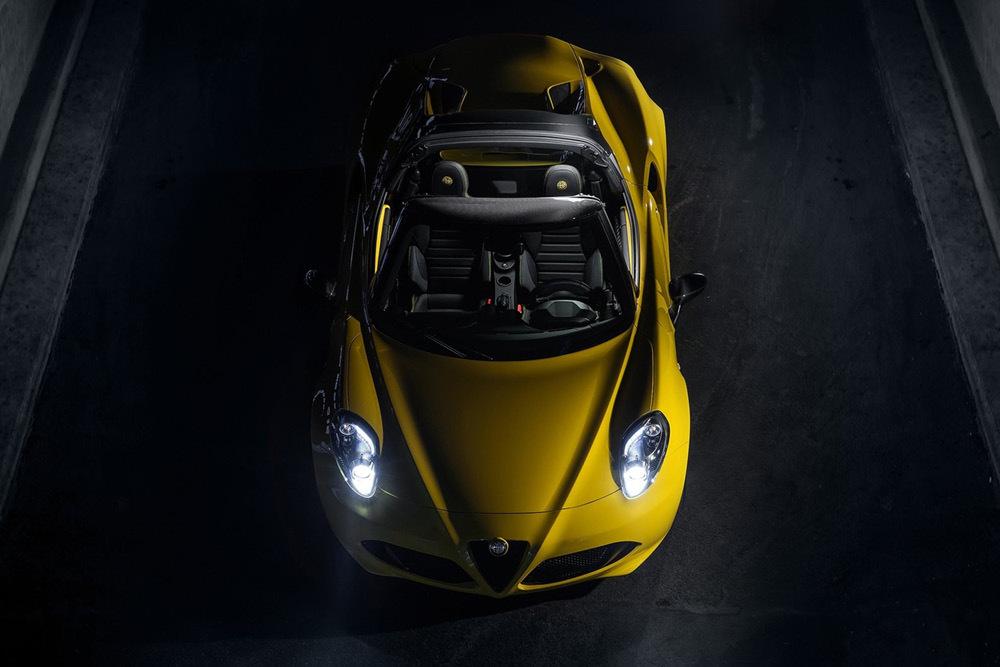 Alfa Romeo 4C Spider (33/69)