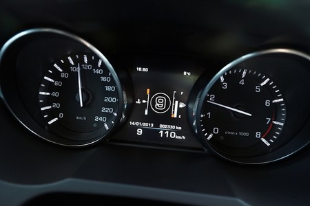 Transmisión ZP 9HP para Land Rover