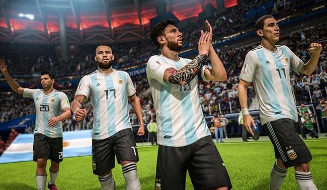 Fifa 18 Copa Del Mundo 2018 02