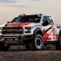Ford competirá en la Baja 1000 con una Raptor sin modificación alguna... prácticamente