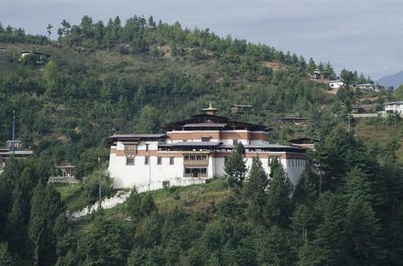dzong butan