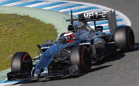En McLaren hay planes para modificar el MP4-29