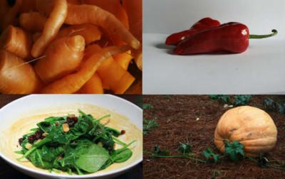 Adivina adivinanza: ¿qué alimento contiene más betacaroteno?