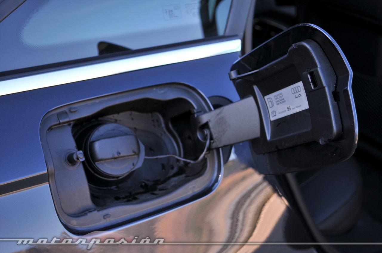 Foto de Audi A6 hybrid (prueba) (80/120)