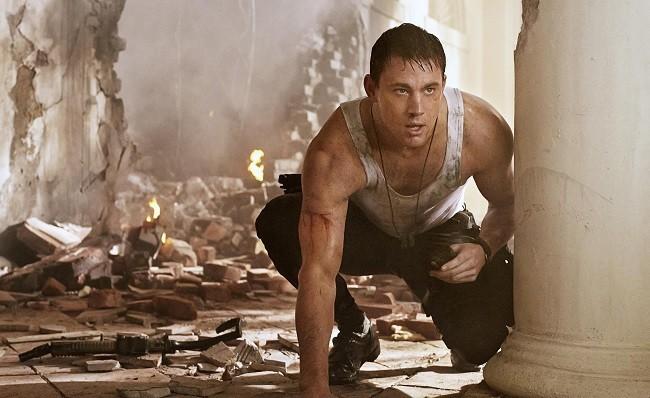 Channing Tatum protagoniza 'Asalto al poder'