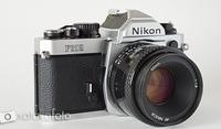 Cámaras Clásicas: Nikon FM2