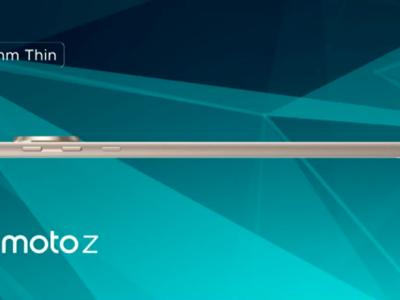 ¿Es el Moto Z el smartphone más delgado del mundo? Éstos seis le ganan