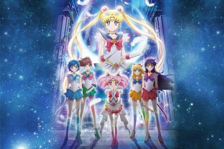'Pretty Guardian Sailor Moon Eternal: La película': Netflix lanza el tráiler y la fecha de estreno de la continuación del popular anime