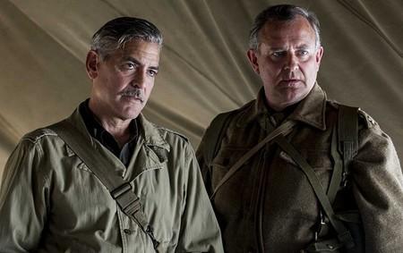 George Clooney lidera a los