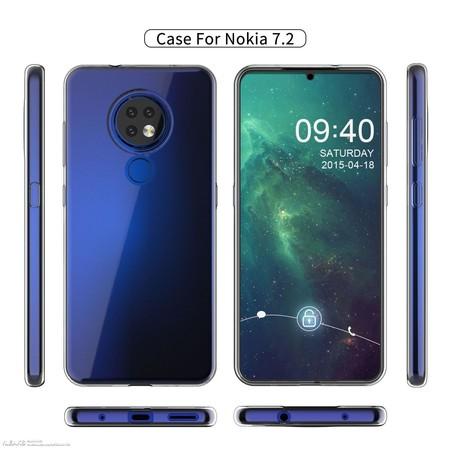 Nokia 7 2 Case Diseno