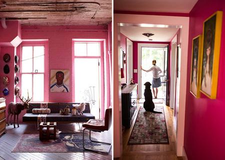 Decorar con rosa - detalles