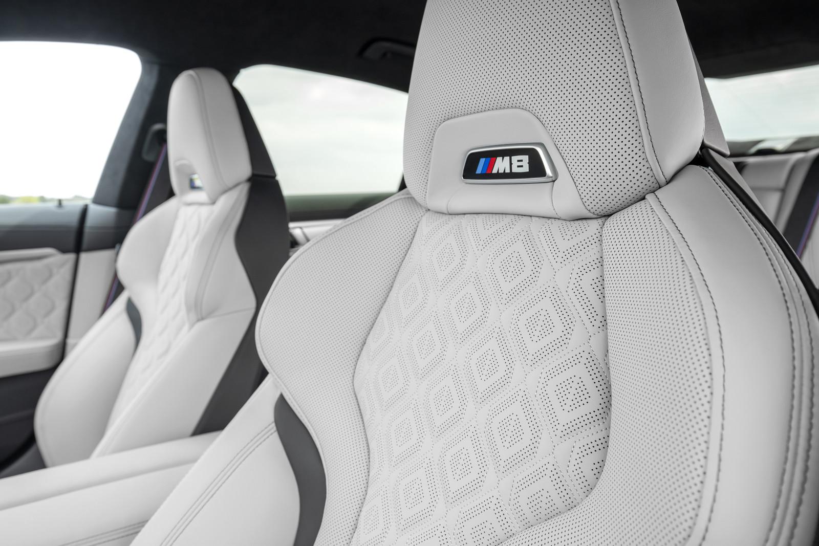 Foto de BMW M8 Gran Coupé 2020 (58/89)