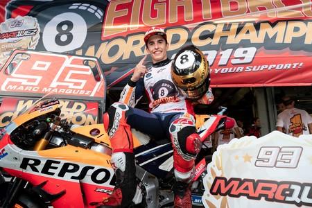 Marquez Tailandia Motogp 2019
