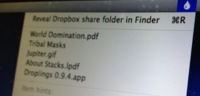Droplings, compartiendo contenido con Dropbox de forma más sencilla