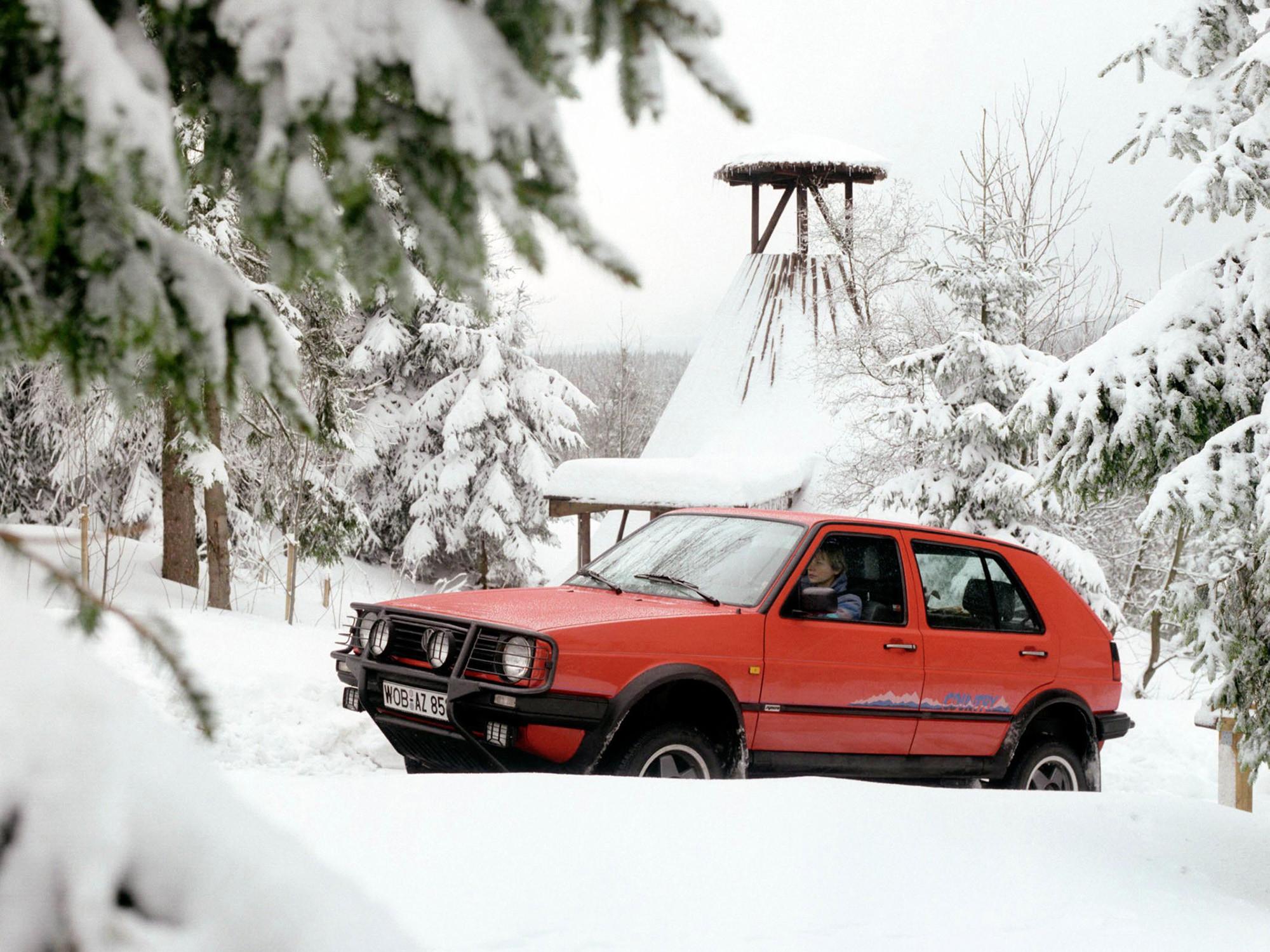 Foto de Volkswagen Golf Country (3/11)