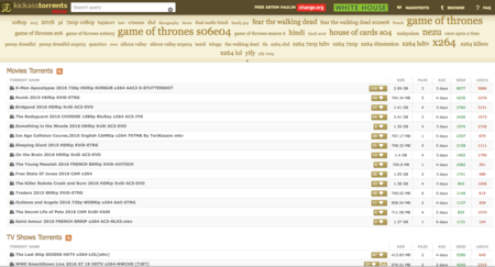 IsoHunt resucita Kickass Torrents con una copia de su base de datos