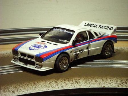 Lancia 037 Scalextric