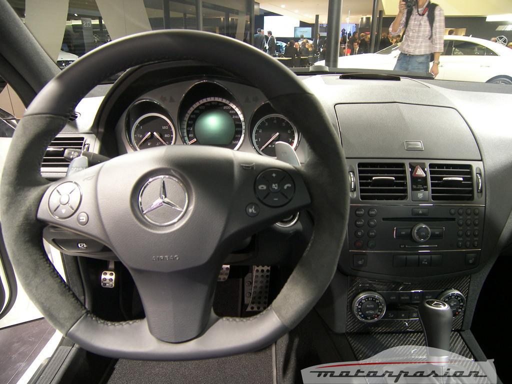 Foto de Mercedes C63 AMG en el Salón de Ginebra (3/15)