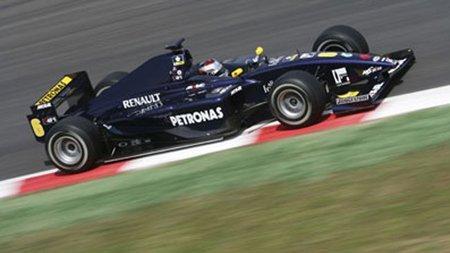 Fairuz Fauzy competirá con Supernova en la temporada 2011 de la GP2