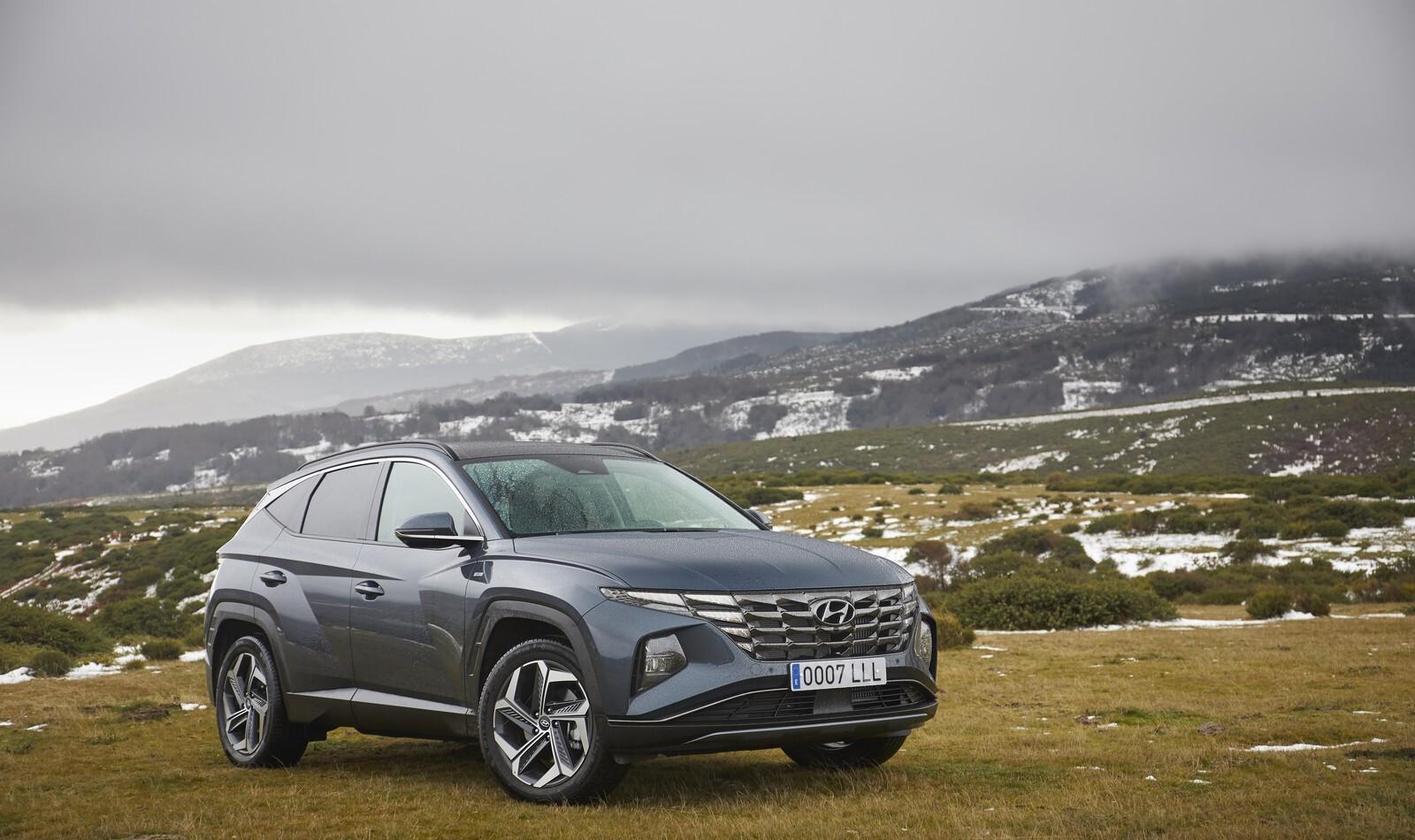 Foto de Hyundai Tucson 2021 (20/42)