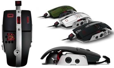Thermaltake Level 10 M, el ratón de diseño para jugar