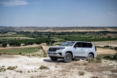 Toyota Land Cruiser 2021 Prueba 045