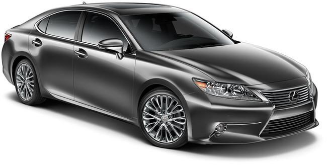 Confirmado: El Lexus ES se fabricará en EEUU a finales de 2015