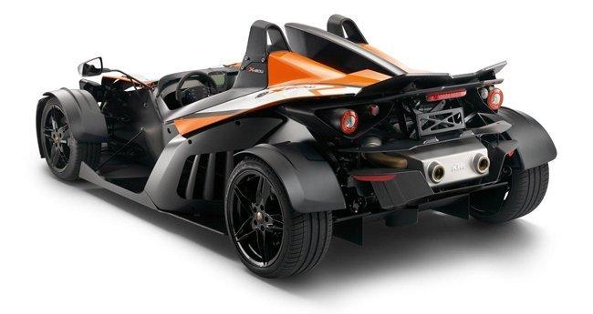 KTM X-Bow R