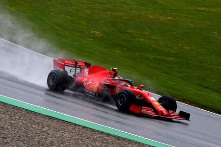 Leclerc Estiria F1 2020