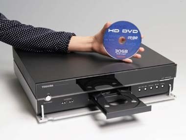 Los nuevos HD-DVD se presentarán mañana