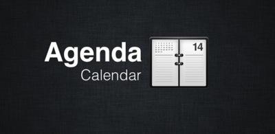 Agenda Calendar, una de las mejores aplicaciones de calendarios para iOS llega a Android