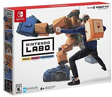 Nintendo Labo Toy-Con 02 - Robot Kit