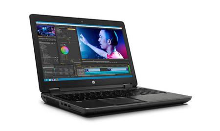 HP ZBook, toda una gama de estaciones de trabajo portátiles (también con modelo Ultrabook)