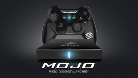 Mad Catz permitirá jugar a juegos de Ouya en su consola Mojo y reducirá su precio