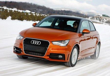 Audi A1 quattro, de pruebas por Canadá