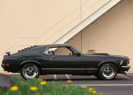 Ford Mustang Mach 1 1970 1280 03